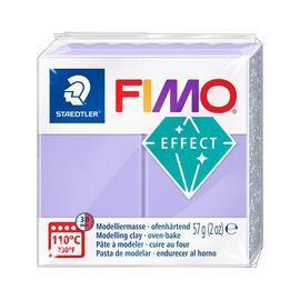 Modelliermasse FIMO Soft ofenhärtend 56g pastell flieder Staedtler 8020-605 Produktbild