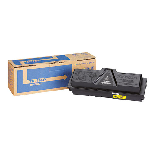Toner TK-1140 für FS1035/1135MFP 7200Seiten schwarz Kyocera 1T02ML0NLC Produktbild Front View L