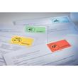 Etiketten Inkjet+Laser+Kopier 105x37mm auf A4 Bögen blau Zweckform 3453 (PACK=1600 STÜCK) Produktbild Additional View 3 S