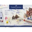Soft-Pastellkreiden STUDIO Kartonetui farbig sortiert Faber Castell 128336 (ETUI=36 STÜCK) Produktbild