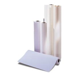 Plotterpapier für s/w + Farblinien 91,4cm x 90m 90g weiß 524638 (RLL=90 METER) Produktbild