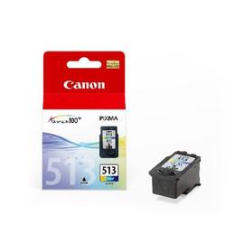 Druckkopfpatrone CL-513 für Pixma IP2700 13ml 3-farbig Canon 2971B001 Produktbild