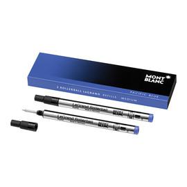 Tintenrollerminen Pacific Blue M LeGrand Montblanc 105165 (PACK=2 STÜCK) Produktbild
