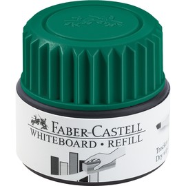 Whiteboardmarker-Nachfülltank Grip Refill 25ml grün Faber Castell 158463 Produktbild