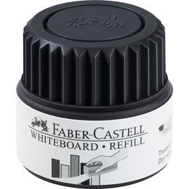 Whiteboardmarker-Nachfülltank Grip Refill 25ml schwarz Faber Castell 158499 Produktbild