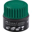 Permanentmarker-Nachfülltank Grip Refill grün Faber Castell 150563 (ST=30 MILLILITER) Produktbild
