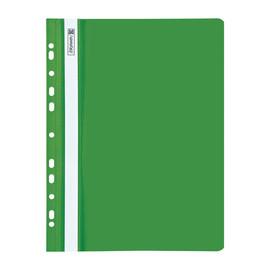 Schnellhefter A4 gelocht grün Plastik Brunnen 10-2015250 Produktbild
