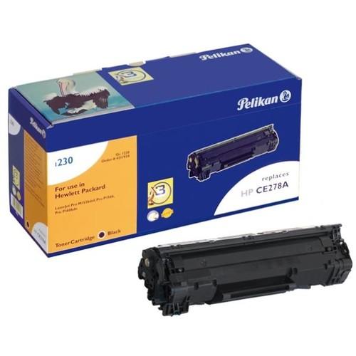 Toner Gr. 1230 (CE278A) ür LaserJet P1566 2350 Seiten Pelikan 4211934 Produktbild Front View L