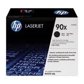 Toner 90X für Laserjet M4555MFP 24000Seiten schwarz HP CE390X Produktbild