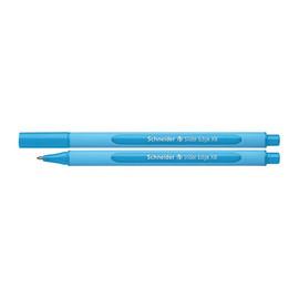 Kugelschreiber Slider Edge XB 1,4mm extrabreit hellblau Schneider 152210 Produktbild