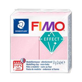 Modelliermasse FIMO Effect ofenhärtend 56g rosenquarz Staedtler 8020-206 Produktbild