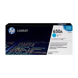 Toner 650A für HP Color Laserjet CP5525 15000 Seiten cyan HP CE271A Produktbild