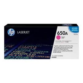 Toner 650A für HP Color Laserjet CP5525 15000 Seiten magenta HP CE273A Produktbild