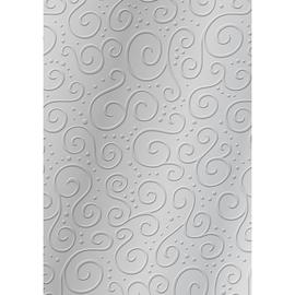 Bastelkarton Milano 49,5x67,3cm 220g silber Heyda 20-4772268 Produktbild