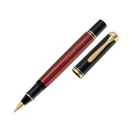 Tintenroller Souverän R600 schwarz-rot Pelikan 928853 Produktbild