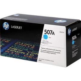 Toner 507A für Color Laserjet M551n/ M551dn 6000 Seiten cyan HP CE401A Produktbild