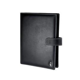 Organizer Slim Standard A5 für 148x210mm schwarz Chronoplan 50107 Produktbild
