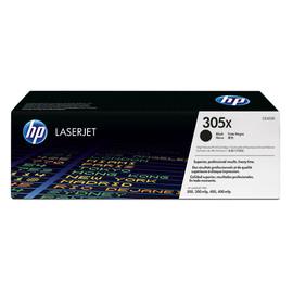 Toner 305X für HP Laserjet Pro 300/400 Color Serie 4000 Seiten schwarz HP CE410X Produktbild