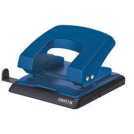 Locher HP30 bis 30Blatt blau Metall Centra 623684 Produktbild