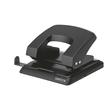 Locher HP30 bis 30Blatt schwarz Metall Centra 623667 Produktbild