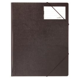 Eckspanner A4 15mm schwarz Hartfolie Durable 2320-01 Produktbild