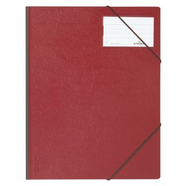 Eckspanner A4 15mm rot Hartfolie Durable 2320-03 Produktbild