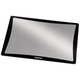 Mousepad Optical schwarz 220x180mm Hama 00054749 Produktbild