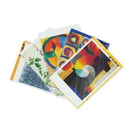 Glückwunschkarten Kunstkarten verschiedene Motive (PACK=5 STÜCK) Produktbild