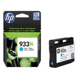 Druckkopfpatrone 933XL für HP OfficeJet 6700 825Seiten cyan HP CN054AE Produktbild