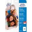 Fotopapier Inkjet Classic A4 180g weiß glossy Zweckform 2496-50 (PACK=50 BLATT) Produktbild