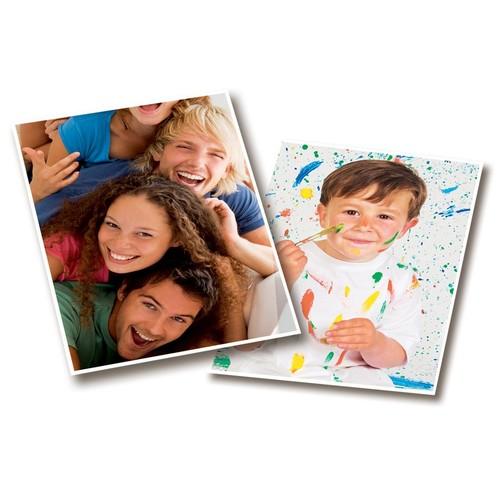 Fotopapier Inkjet Classic A4 160g weiß glossy Zweckform 2568-20 (PACK=20 BLATT) Produktbild Additional View 1 L