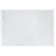 Prospekthülle oben offen A4 quer 100µ PP glasklar Veloflex 4340300 (PACK=10 STÜCK) Produktbild