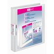 Präsentationsringbuch Velodur mit Sichttaschen A4 Überbreite 2Ringe Ringe-Ø25mm weiß PP Veloflex 1143190 Produktbild