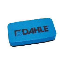 Tafelwischer 110x58x20mm blau magnetisch Dahle 95097 Produktbild