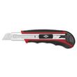 Schneidemesser Auto-Load Profi Cutter 18mm rot/schwarz Wedo 784018 Produktbild