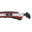 Schneidemesser Auto-Load Profi Cutter 18mm rot/schwarz Wedo 784018 Produktbild Additional View 2 S