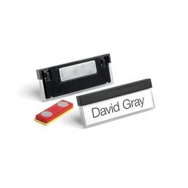 Namensschild SELECT mit Magnet 17x67mm Durable 8505-01 (PACK=25 STÜCK) Produktbild