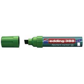 Flipchartmarker 388 4-12mm Keilspitze grün Edding 4-388004 Produktbild