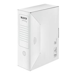 Archivbox Infinity 330x100x255mm Rückenbreite 100mm weiß Leitz 6089-00-00 Produktbild