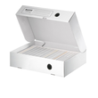 Archivbox Infinity 330x255x80mm Rückenbreite 80mm weiß Leitz 6100-00-00 Produktbild