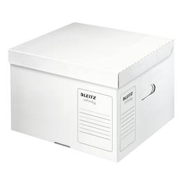 Archiv Container Infinity mit Deckel Größe M 350x320x265mm weiß Leitz 6103-00-00 Produktbild