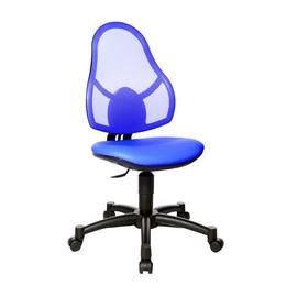 Kinder- und Jugenddrehstuhl Open Art Junior blau Topstar 71430S18 Produktbild