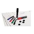 Starter-Kit für Flipchart 3x Blöcke + Stifteset + Magnete Legamaster 7-124900 Produktbild Additional View 1 S