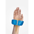 Handgelenkauflage Crystal Gel mit Health-v Auflage blau Fellowes 9183101 Produktbild Additional View 2 S