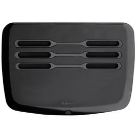 Notebookständer Mobil GoRiser 27,6cm x 38,1cm x 5 cm schwarz Fellowes 8030402 Produktbild