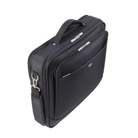 "Laptoptasche Clamshell Bag 18"" / 45cm 46x38x10,5cm schwarz Elba 100402202 Produktbild"