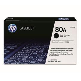 Toner 80A für HP Laserjet Pro 400 2560 Seiten schwarz HP CF280A Produktbild