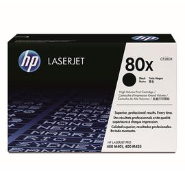 Toner 80X für HP Laserjet Pro 400 6900 Seiten schwarz HP CF280X Produktbild