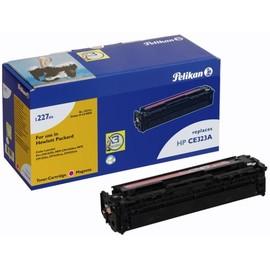 Toner Gr. 1227m (CE323A) für Color Laserjet CM1415/CP1500 1300 Seiten magenta mit Chip Pelikan 4214058 Produktbild