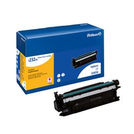 Toner Gr. 1232 (CE403A) für Laserjet M551n/M551dn 6000 Seiten magenta Pelikan 4218063 Produktbild